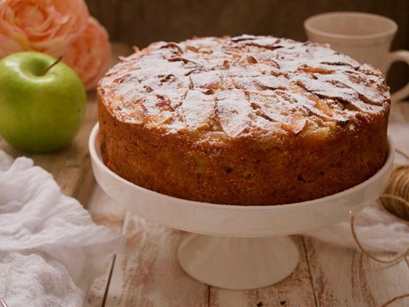 tarta de manzana irlandesa